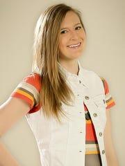 Sarah Heckle fashion blogger