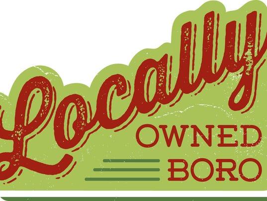 Locally Owned Murfreesboro logo