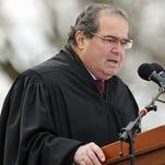 Supreme Court Justice Antonin Scalia in Gettysburg, Pa., in 2013.