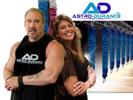 Patty Cummings and David Lyons for Astro-Durance