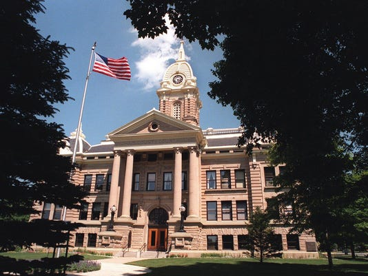Ingham County Courthouse