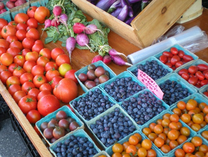 Food Markets In Manchester New Hampshire