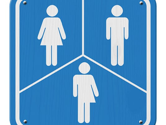 Transgender sign Stock Image