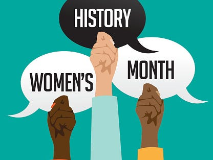 March is National Women's History Month.  Take our quiz and see how much you know about women's history.