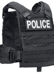 This Protech TAC PH plate harness is an example of