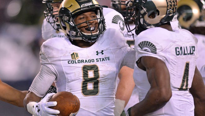 The CSU football team hosts Oregon State at 12:30 p.m. Saturday in what will be the first game of the 2017 college football season.