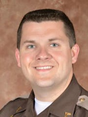 Howard County Sheriff's Sgt. Jordan J. Buckley