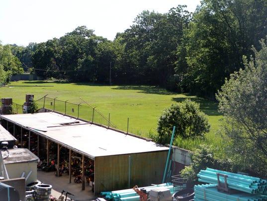 New Rochelle park land