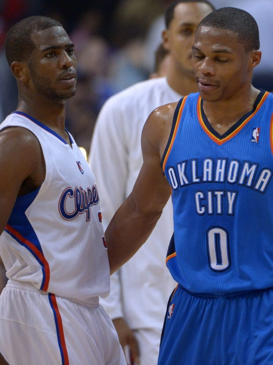 2014 NBA playoffs preview: Oklahoma City Thunder vs. Los Angeles Clippers