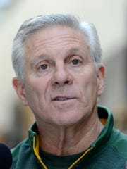 The Green Bay Packers named Ron Zook special teams