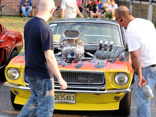 Vineland car show