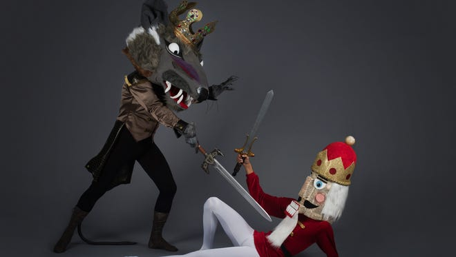 "Gulf Coast Symphony's production of ""The Nutcracker"" with Gulfshore Ballet and former Miami City Ballet principal dancers Mary Carmen Catoya and Renato Penteado"