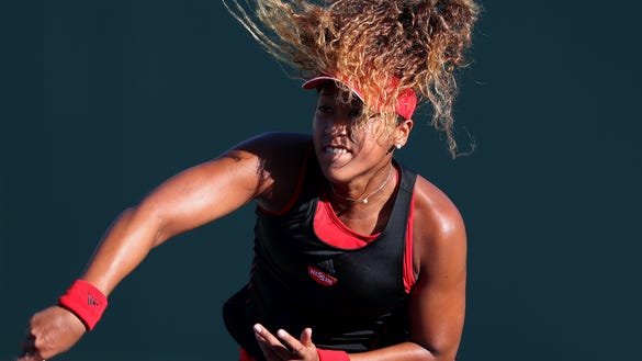 USP TENNIS: MIAMI OPEN S TEN USA FL