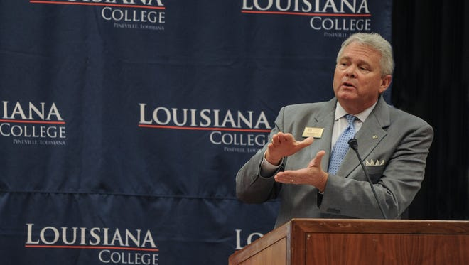 Louisiana College is partnering with the Rapides Parish School District to offer high school students the chance to earn college credits before graduating through dual enrollment. LC President Rick Brewer said this will benefit students and their families.