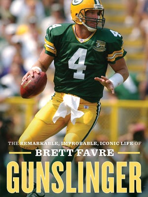 """""""Gunslinger: The Remarkable, Improbable, Iconic Life of Brett Favre"""" by Jeff Pearlman came out Oct. 25."""