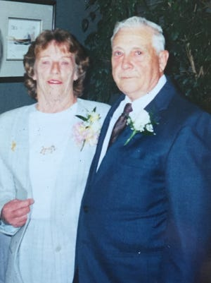 The late Rosella and Mitch Yax, of China Township.