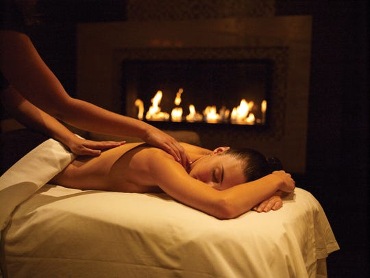 Enjoy a relaxing spa at The Red Door in Atlantic City.