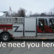Your Turn: Many local fire departments need you