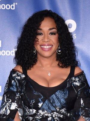 Shonda Rhimes, at the Planned Parenthood 100th Anniversary Gala in May, is teaming up with Netflix.