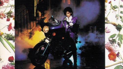 Prince's 'Purple Rain' turned him into a megastar.