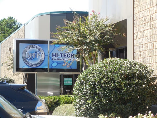 Hi-Tech Pharmaceuticals headquarters in Norcross, Ga.