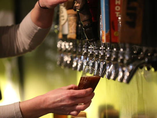 Go on an Iowa Brew Tour.