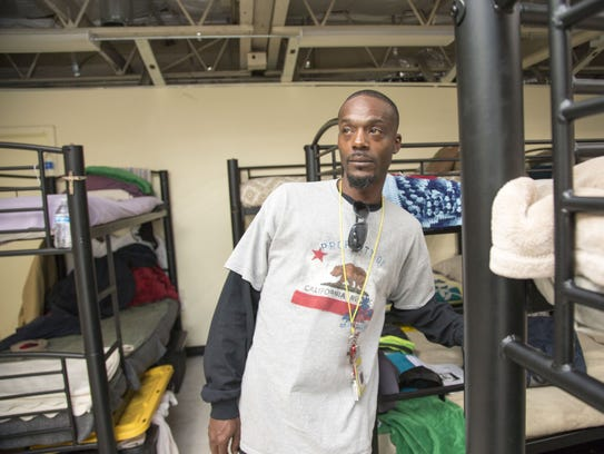 Kendall Williams, a resident at The Phoenix Rescue