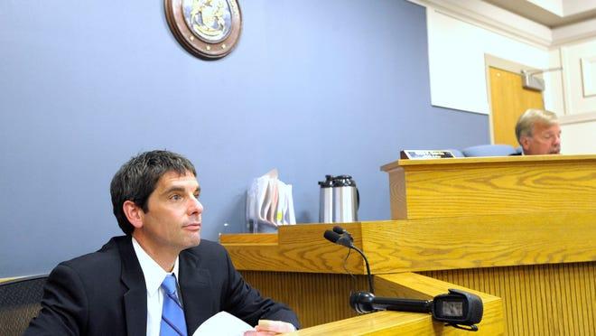 Macomb County Medical Examiner Dr. Daniel Spitz