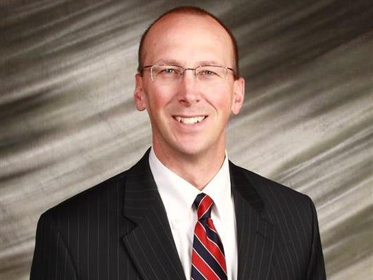 Iowa Rep. Chip Baltimore, a Republican from Boone.