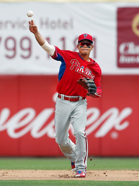 MLB: Philadelphia Phillies at Toronto Blue Jays