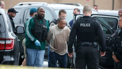Police take Eulalio Tordil, 62, a suspect in three