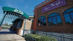The Don Pablo's location in Newport has closed.