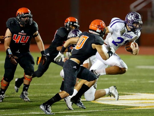 Mason and Refugio are set to meet for the fourth straight