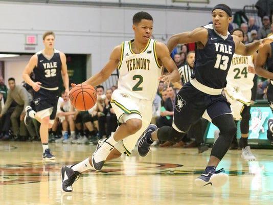 UVM Yale hoops (2)