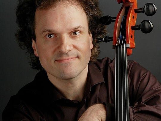 Gunther Tiedemann will perform Friday as part of the