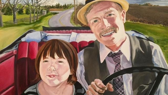 Silver Lake College will host its Alumni Art Exhibit through May 30 in the Hallway Gallery. Artists being featured include Tim Woodcock.