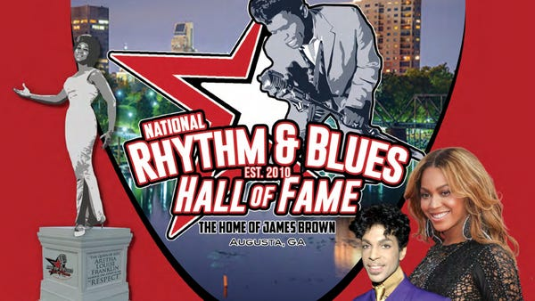 Rhythm and Blues Hall of Fame founder LaMont Robinson says he wants the hall to have its first permanent home in Augusta. He's pitched the idea in cities across the country but says Augusta is ideal as the longtime home of James Brown.