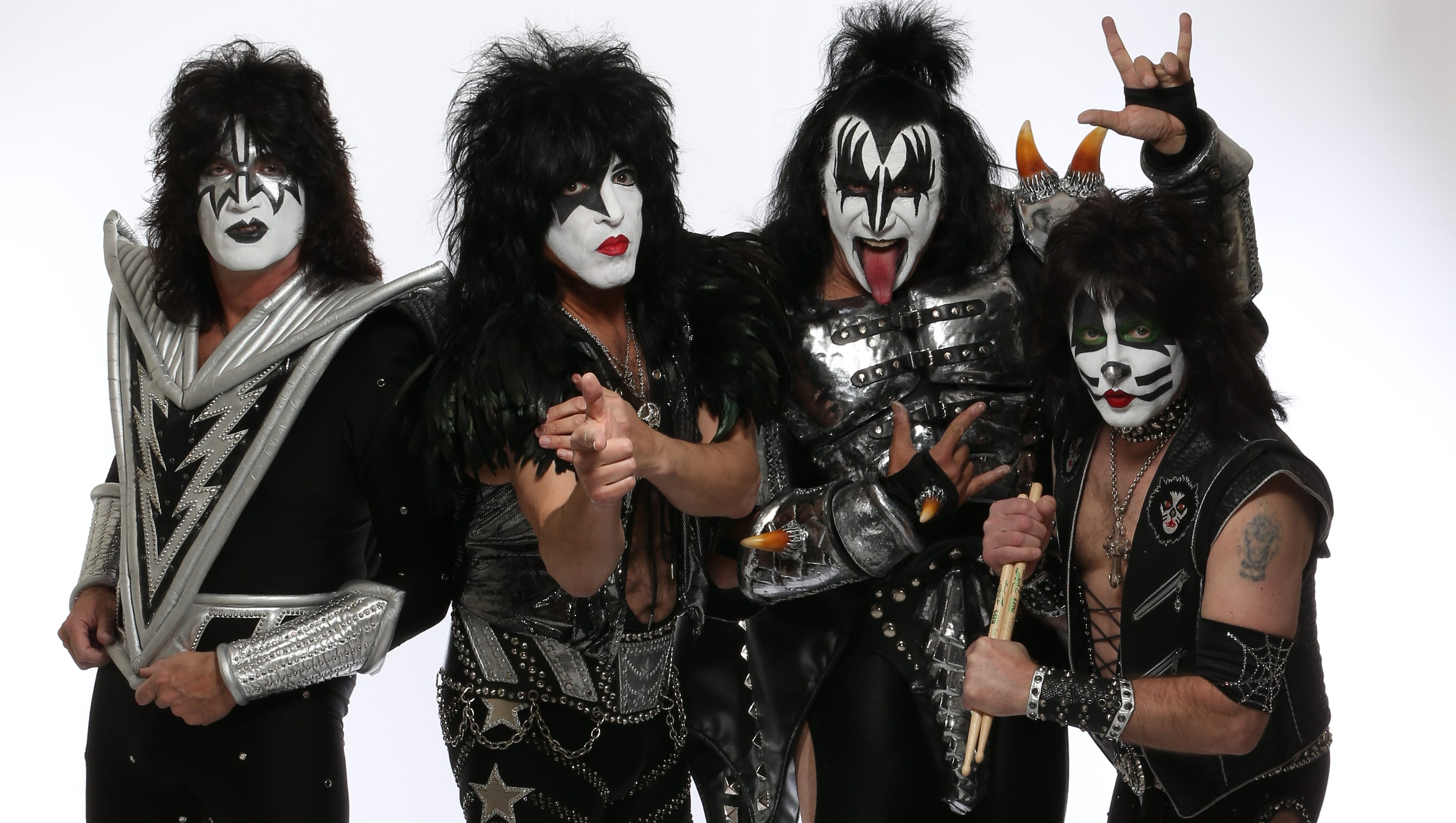 Kiss, Def Leppard Announce 2014 Summer Tour