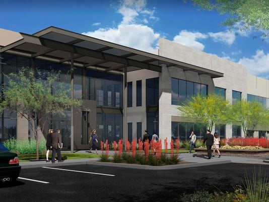 Deloitte delivery center coming to Rivulon Commons in Gilbert