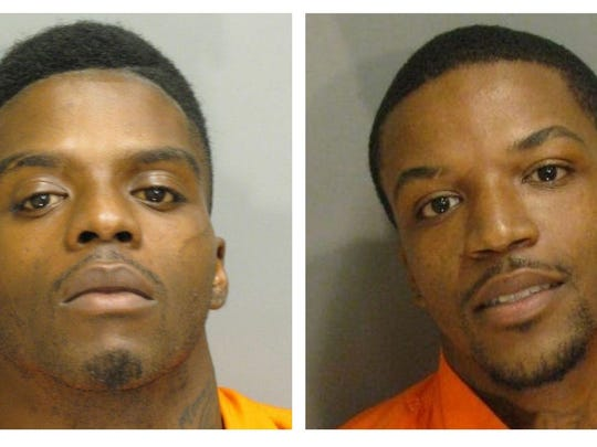 Jeremie Wright, 22, and Amos Parks, 23, havebeen charged with murder. Montgomery police originally announced Wright's arrest early Monday evening, while news ofAmos turninghimselfin came several hours later.
