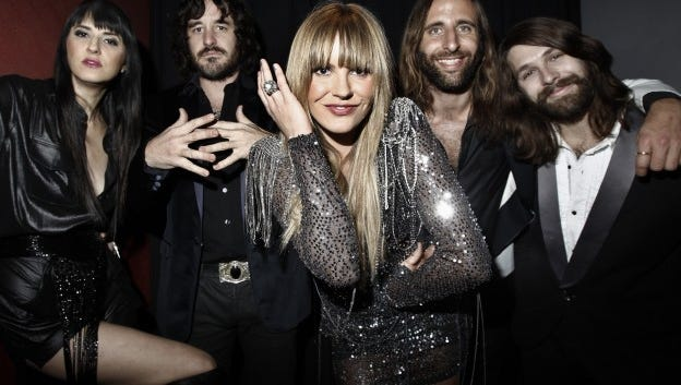 Grace Potter and The Nocturnals will headline Saturday night at JazzFest on July 16-18, 2015, at Yankton Trail Park.