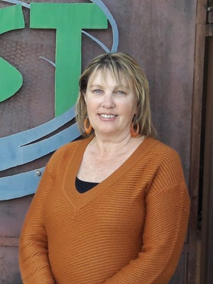 The Nest Executive Director Gwyn KIaitis