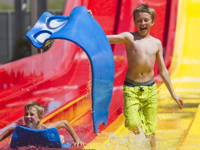 JULY 1-4: WET 'N' WILD HEROES FREE ENTRY | Veterans,