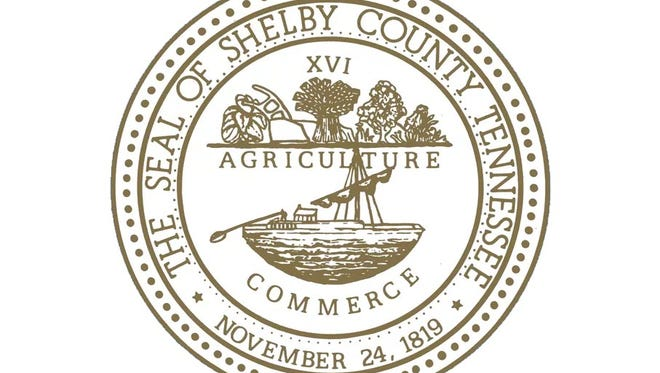 Shelby County Seal