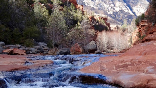 Sedona's Slide Rock was listed as one of the top 10 U.S. secret swimming holes by Travel Channel.