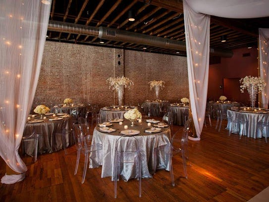 425 Downtown is just one area business that hosts wedding