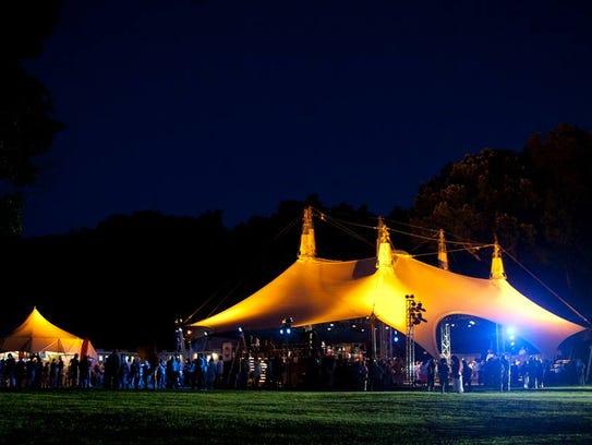Hudson Valley Shakespeare Festival holds forth at the Boscobel House and Gardens in Garrison.