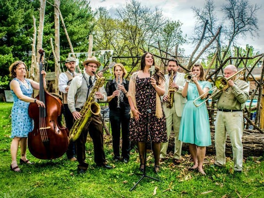 The Dandelion Stompers also perform at the Iowa Arts