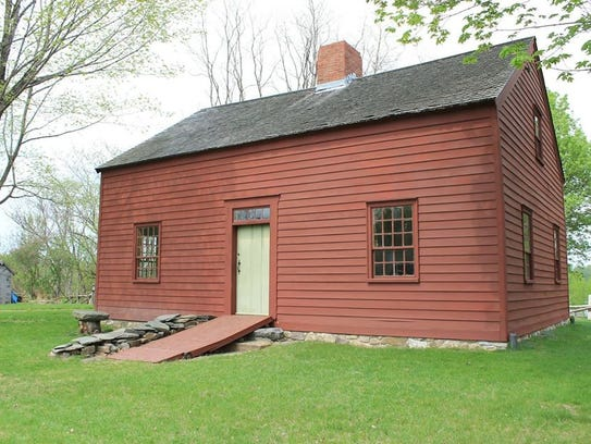 Ethan Allen Homestead in Burlington will be the site