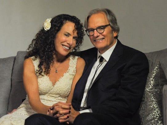 Shelli Sonstein and John Schaninger.